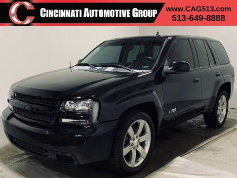 2008 Chevrolet TrailBlazer for sale at Cincinnati Automotive Group in Lebanon OH