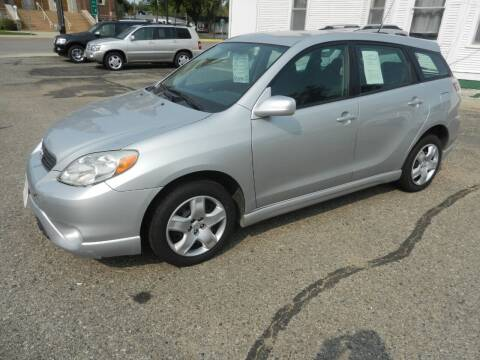 2005 Toyota Matrix for sale at Affordable Motors in Jamestown ND