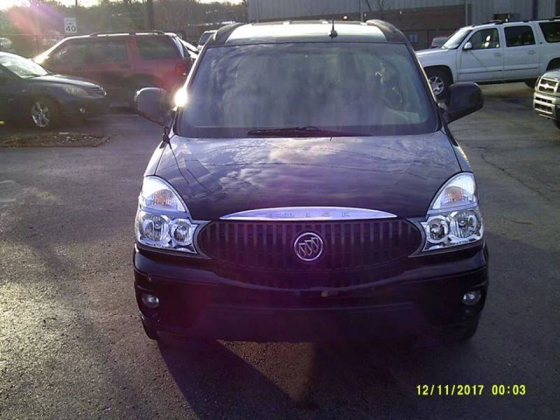 2007 Buick Rendezvous for sale at Mitchell Motor Company in Madison TN