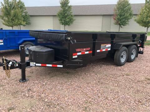 2022 Midsota HV-16 Dump Box #1144