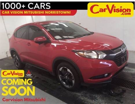 2018 Honda HR-V for sale at Car Vision Buying Center in Norristown PA