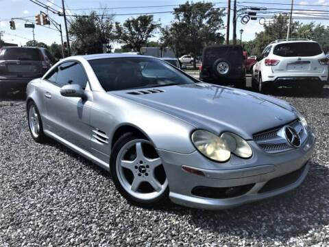 2003 Mercedes-Benz SL-Class for sale at Ultimate Motors in Port Monmouth NJ