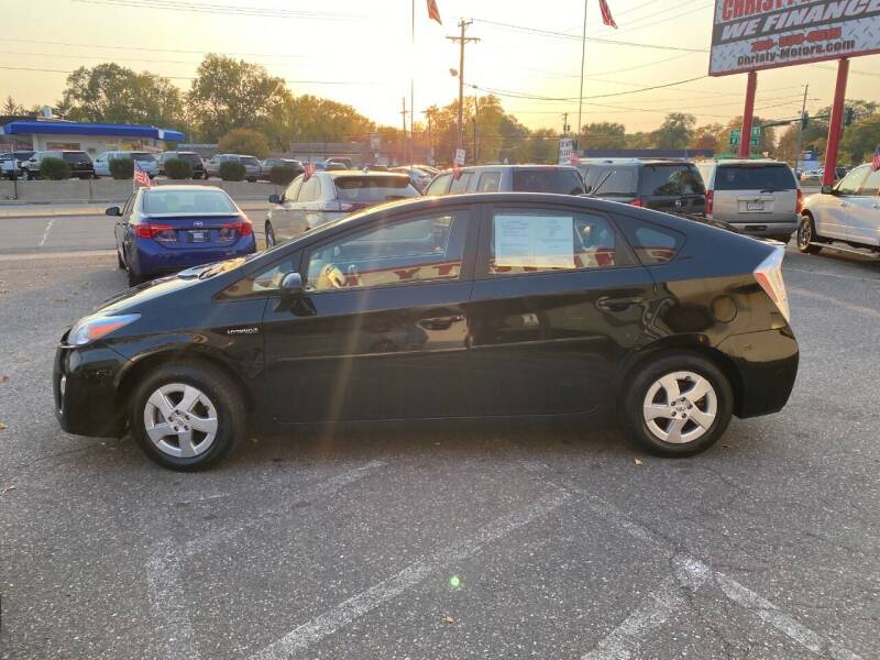 2010 Toyota Prius for sale at Christy Motors in Crystal MN