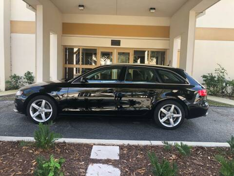 2011 Audi A4 for sale at Unique Sport and Imports in Sarasota FL