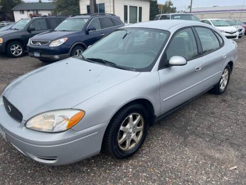 2006 Ford Taurus for sale at CHRISTIAN AUTO SALES in Anoka MN