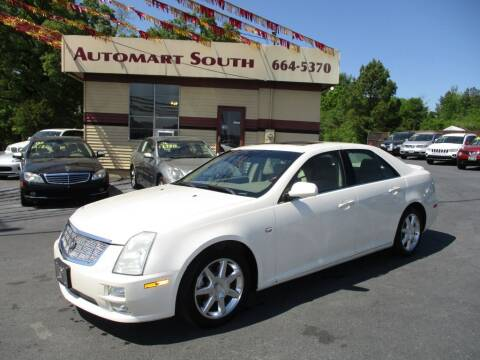 2005 Cadillac STS for sale at Automart South in Alabaster AL