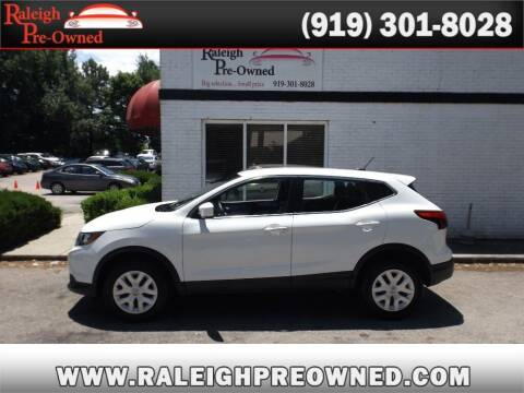 2018 Nissan Rogue Sport for sale at Raleigh Pre-Owned in Raleigh NC