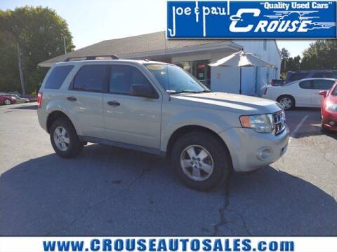 2009 Ford Escape for sale at Joe and Paul Crouse Inc. in Columbia PA
