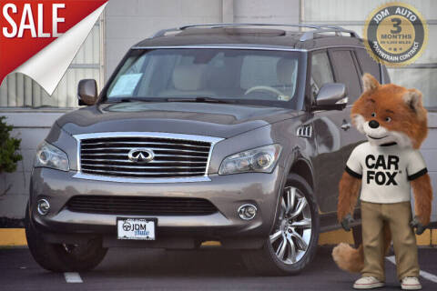 2013 Infiniti QX56 for sale at JDM Auto in Fredericksburg VA