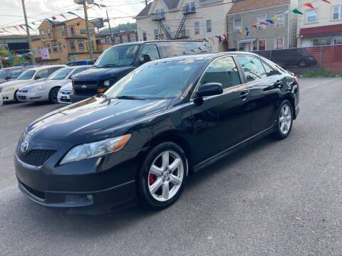 2009 Toyota Camry for sale at 21st Ave Auto Sale in Paterson NJ