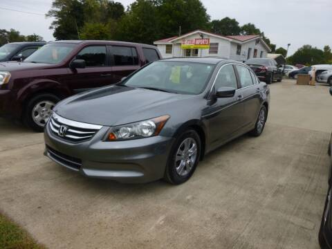 2012 Honda Accord for sale at Ed Steibel Imports in Shelby NC