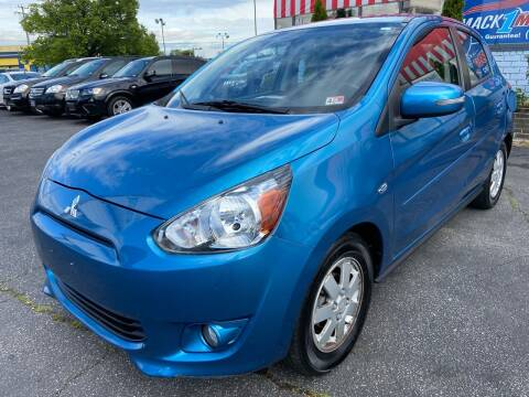 2015 Mitsubishi Mirage for sale at Mack 1 Motors in Fredericksburg VA