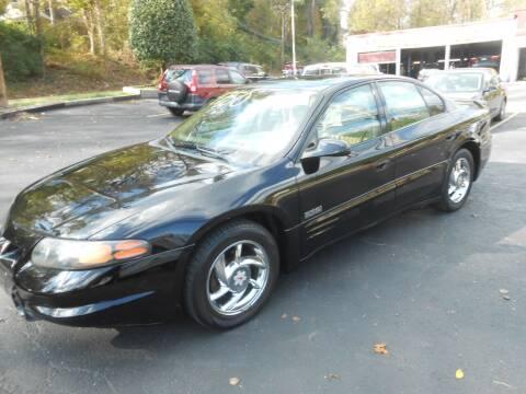 2000 Pontiac Bonneville for sale at AUTOS-R-US in Penn Hills PA