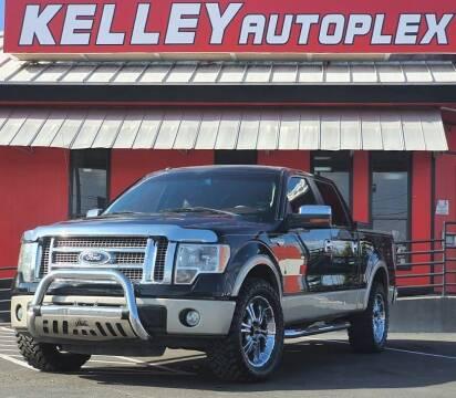 2010 Ford F-150 for sale at Kelley Autoplex in San Antonio TX