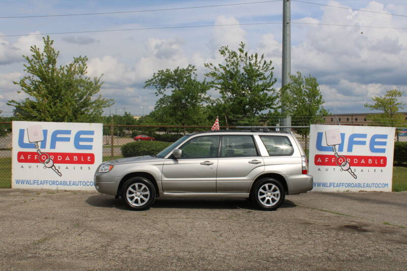2006 Subaru Forester for sale at LIFE AFFORDABLE AUTO SALES in Columbus OH