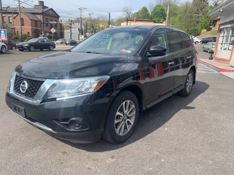 2013 Nissan Pathfinder for sale at Fellini Auto Sales & Service LLC in Pittsburgh PA