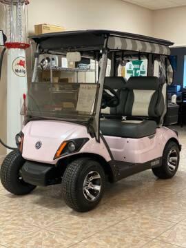 2021 Yamaha Golf Car Drive 2 - PTV for sale at CARTS & CLUBS INC in Ocala FL