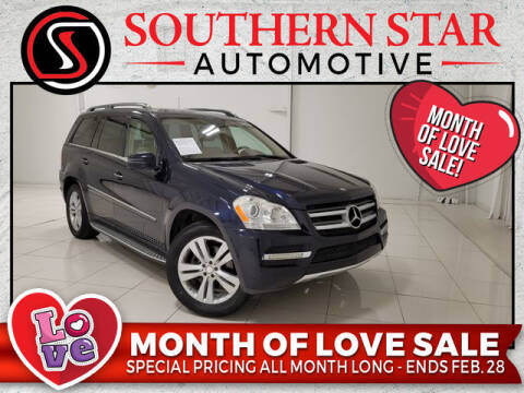 2012 Mercedes-Benz GL-Class for sale at Southern Star Automotive, Inc. in Duluth GA