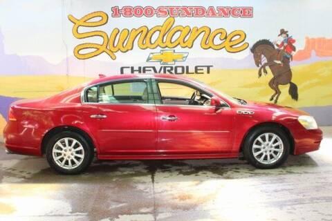 2011 Buick Lucerne for sale at Sundance Chevrolet in Grand Ledge MI