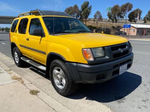2001 Nissan Xterra for sale at Beyer Enterprise in San Ysidro CA