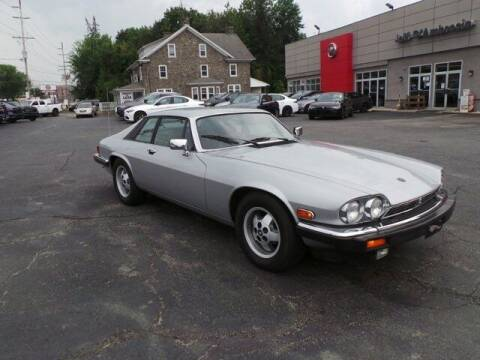 1984 Jaguar XJ-Series for sale at Jeff D'Ambrosio Auto Group in Downingtown PA