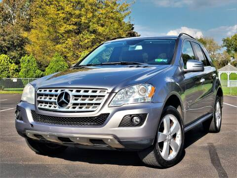 2011 Mercedes-Benz M-Class for sale at Speedy Automotive in Philadelphia PA