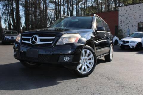 2011 Mercedes-Benz GLK for sale at Atlanta Unique Auto Sales in Norcross GA