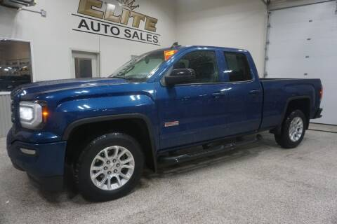 2017 GMC Sierra 1500 for sale at Elite Auto Sales in Ammon ID