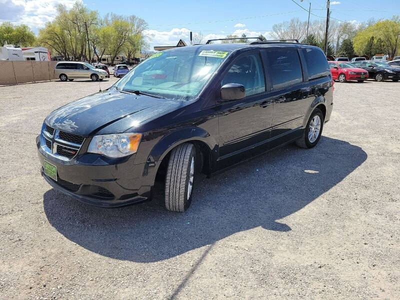 2013 Dodge Grand Caravan for sale at Canyon View Auto Sales in Cedar City UT