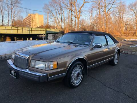 1986 Lincoln Mark VII for sale at Mula Auto Group in Somerville NJ