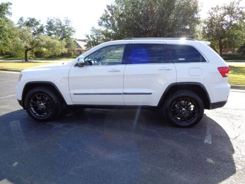2013 Jeep Grand Cherokee for sale at BALKCUM AUTO INC in Wilmington NC