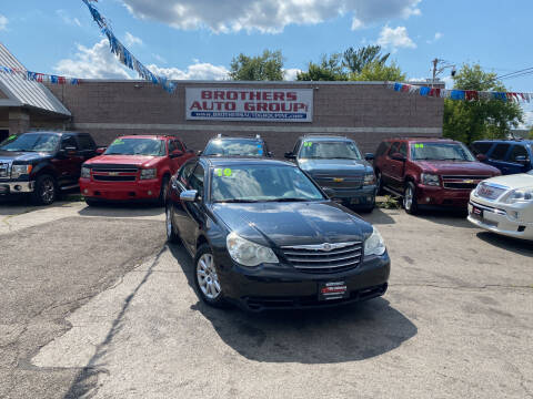 2010 Chrysler Sebring for sale at Brothers Auto Group in Youngstown OH