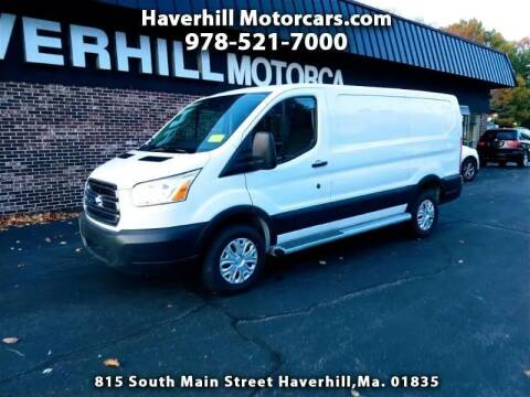 2019 Ford Transit Cargo for sale at 125 Auto Finance in Haverhill MA