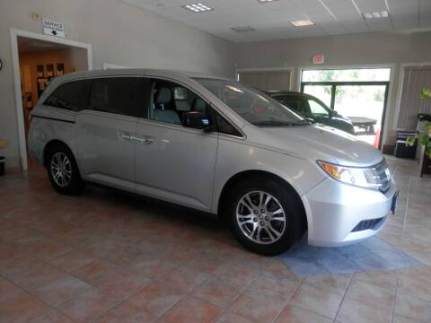 2013 Honda Odyssey for sale at ABSOLUTE AUTO CENTER in Berlin CT