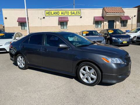 2009 Toyota Camry for sale at HEILAND AUTO SALES in Oceano CA