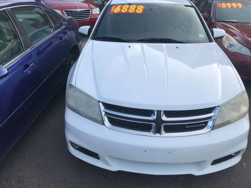 2011 Dodge Avenger for sale at STL AutoPlaza in Saint Louis MO