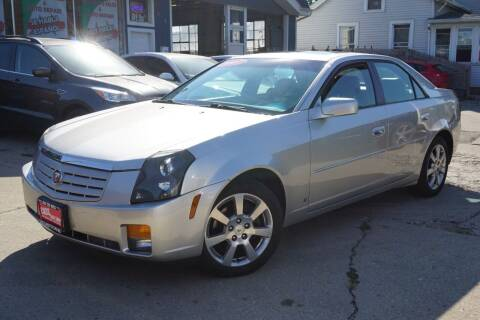 2007 Cadillac CTS for sale at Cass Auto Sales Inc in Joliet IL