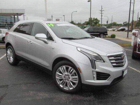 2019 Cadillac XT5 for sale at Rizza Buick GMC Cadillac in Tinley Park IL