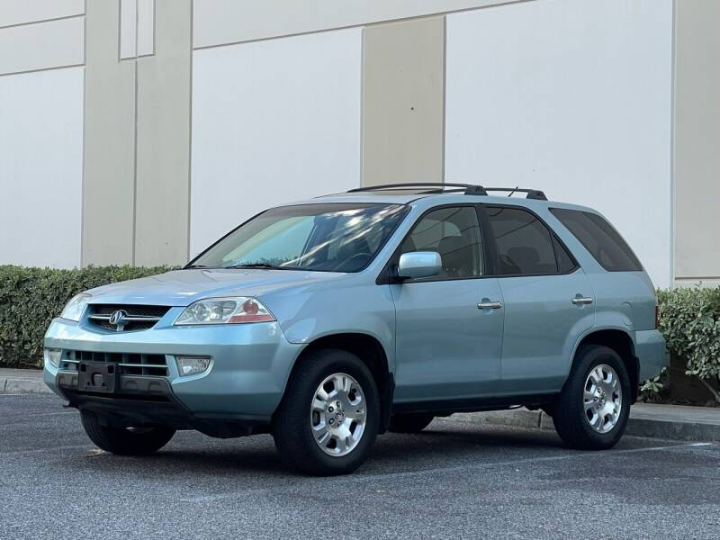 2002 Acura MDX for sale at Carfornia in San Jose CA