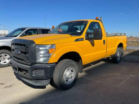 2014 Ford F-250 Super Duty for sale at Truck Buyers in Magrath AB