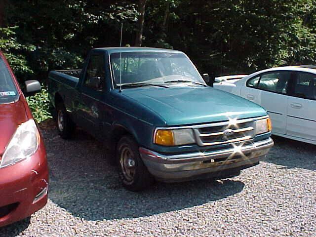 1997 Ford Ranger 2dr XL Standard Cab SB - Pittsburgh PA
