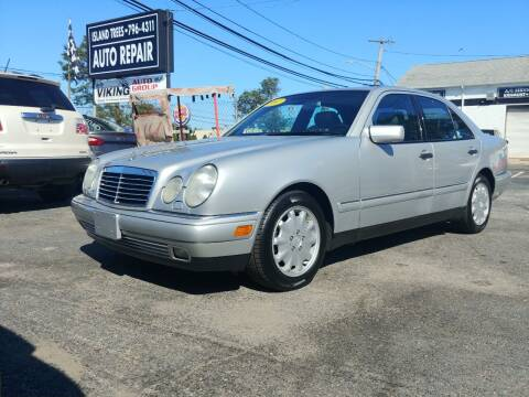 1997 Mercedes-Benz E-Class for sale at Viking Auto Group in Bethpage NY