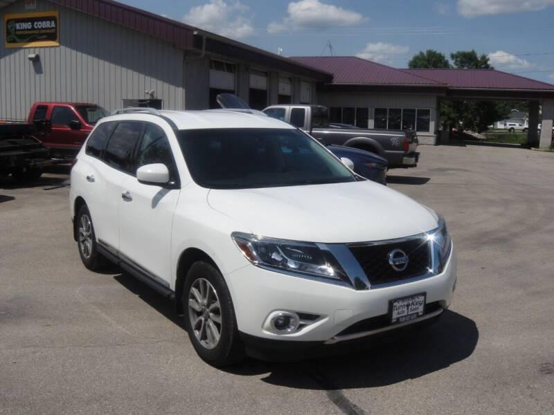 2016 Nissan Pathfinder for sale at Turn Key Auto in Oshkosh WI