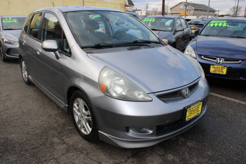 2007 Honda Fit for sale at Lodi Auto Mart in Lodi NJ