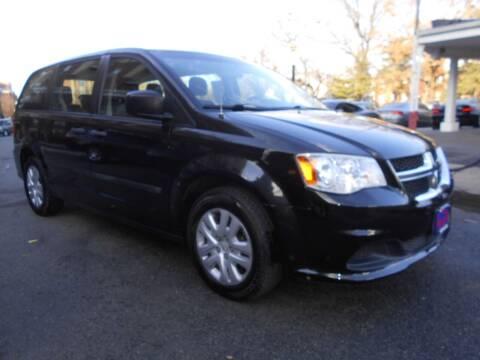 2014 Dodge Grand Caravan for sale at H & R Auto in Arlington VA