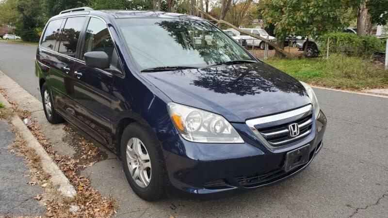 2005 Honda Odyssey for sale at Citi Motors in Highland Park NJ