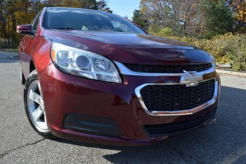 2015 Chevrolet Malibu for sale at Nationwide Auto Sales in Melvindale MI