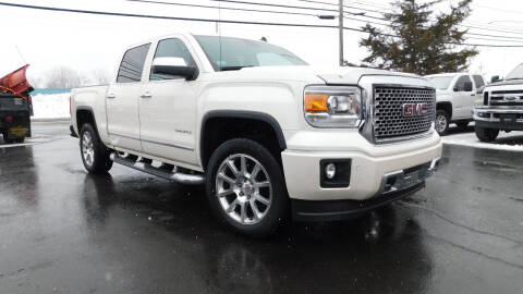 2014 GMC Sierra 1500 for sale at Action Automotive Service LLC in Hudson NY