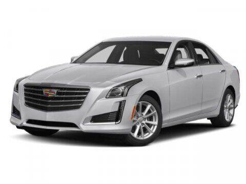 2019 Cadillac CTS for sale at BIG STAR HYUNDAI in Houston TX