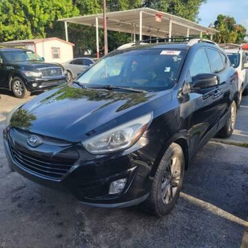 2014 Hyundai Tucson for sale at America Auto Wholesale Inc in Miami FL